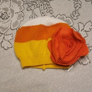 Other - Baby girl beanie